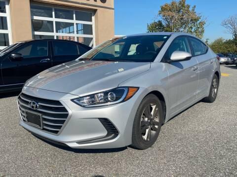 2018 Hyundai Elantra for sale at MAGIC AUTO SALES - Magic Auto Prestige in South Hackensack NJ