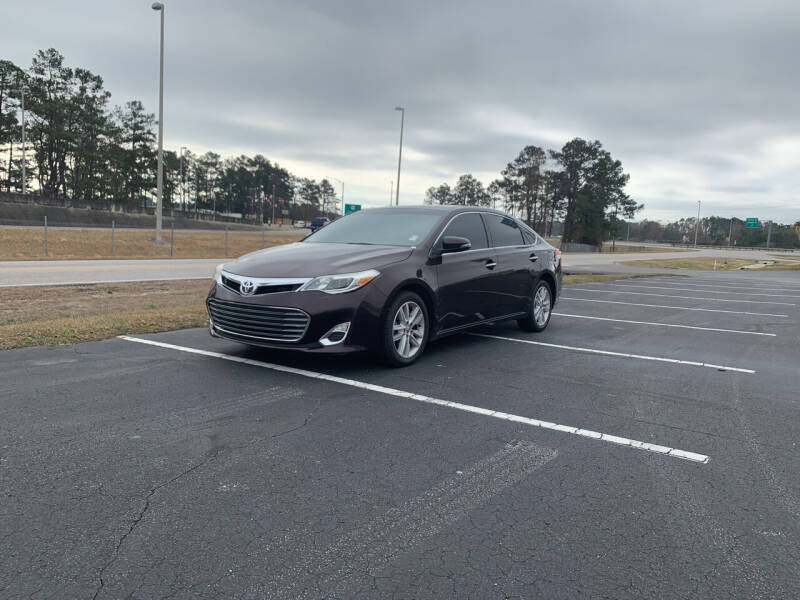2013 Toyota Avalon for sale at SELECT AUTO SALES in Mobile AL