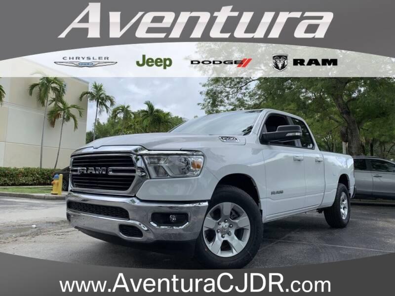 2021 RAM Ram Pickup 1500 for sale in North Miami Beach, FL