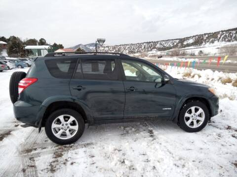 2010 Toyota RAV4 for sale at Skyway Auto INC in Durango CO