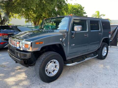 2005 HUMMER H2 for sale at Florida Automobile Outlet in Miami FL