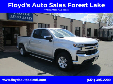 2020 Chevrolet Silverado 1500 for sale at Floyd's Auto Sales Forest Lake in Forest Lake MN