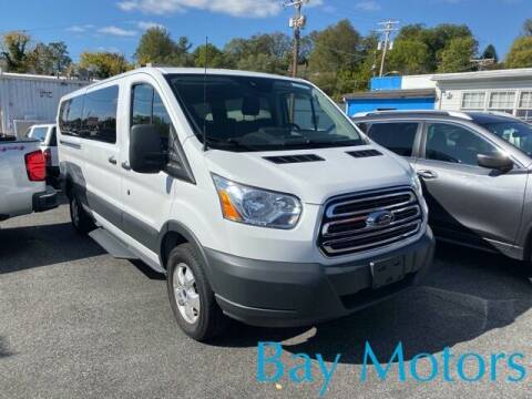 2018 Ford Transit Passenger for sale at Bay Motors Inc in Baltimore MD