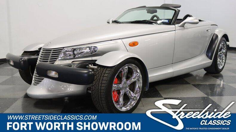 2000 Plymouth Prowler for sale in Fort Worth, TX