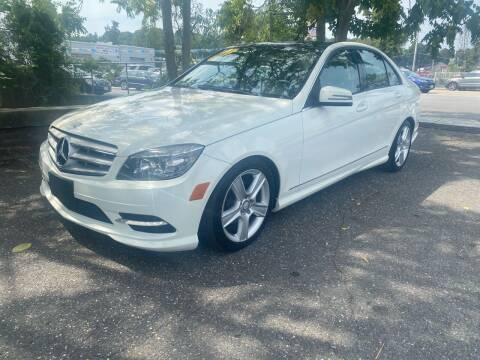 2011 Mercedes-Benz C-Class for sale at ANDONI AUTO SALES in Worcester MA