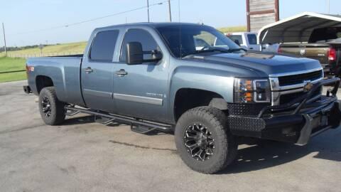 2008 Chevrolet Silverado 2500HD for sale at 277 Motors in Hawley TX