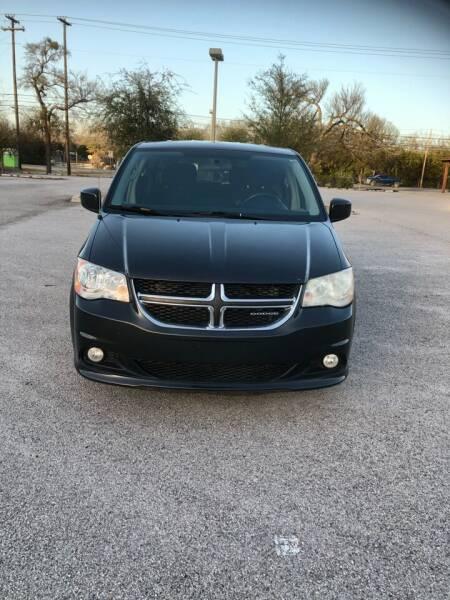 2012 Dodge Grand Caravan for sale at Discount Auto in Austin TX