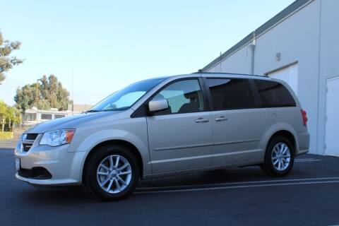 2014 Dodge Grand Caravan for sale at Autos Direct in Costa Mesa CA