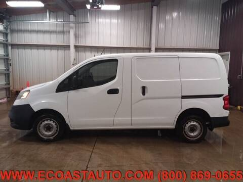 2016 Nissan NV200 for sale at East Coast Auto Source Inc. in Bedford VA