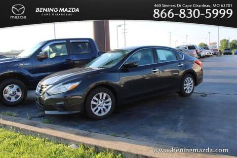 2016 Nissan Altima for sale at Bening Mazda in Cape Girardeau MO