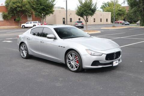 2017 Maserati Ghibli for sale at Auto Collection Of Murfreesboro in Murfreesboro TN