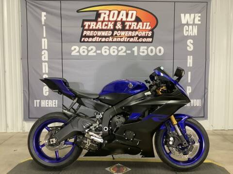 2019 Yamaha YZF-R6 for sale at Road Track and Trail in Big Bend WI