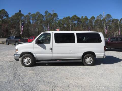 2008 Ford E-Series Wagon for sale at Ward's Motorsports in Pensacola FL