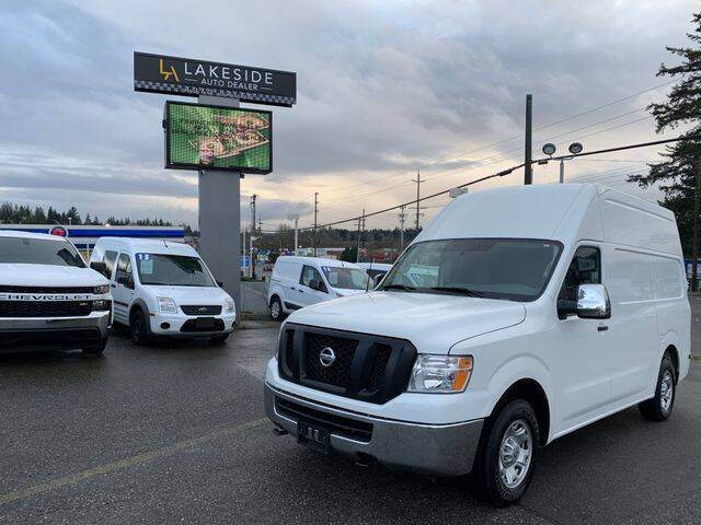 2019 Nissan NV Cargo for sale at Lakeside Auto in Lynnwood WA