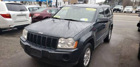 2007 Jeep Grand Cherokee for sale at TC Auto Repair and Sales Inc in Abington MA