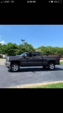 2015 Chevrolet Silverado 2500HD for sale at Joye & Company INC, in Augusta GA