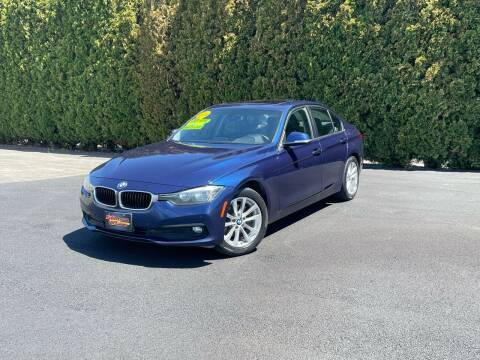 2016 BMW 3 Series for sale at Yaktown Motors in Union Gap WA
