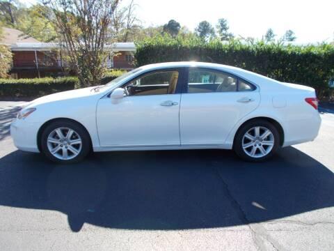 2008 Lexus ES 350 for sale at A & P Automotive in Montgomery AL