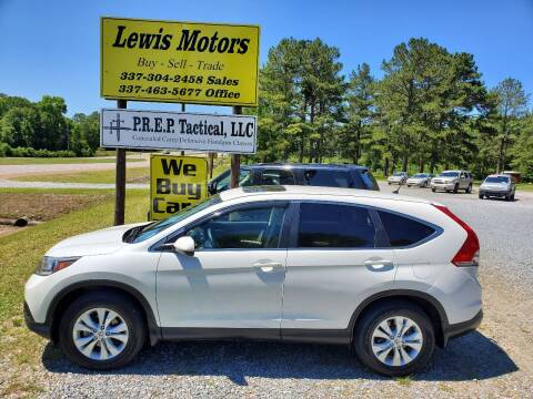 2014 Honda CR-V for sale at Lewis Motors LLC in Deridder LA