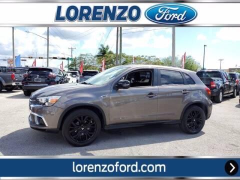 2018 Mitsubishi Outlander Sport for sale at Lorenzo Ford in Homestead FL