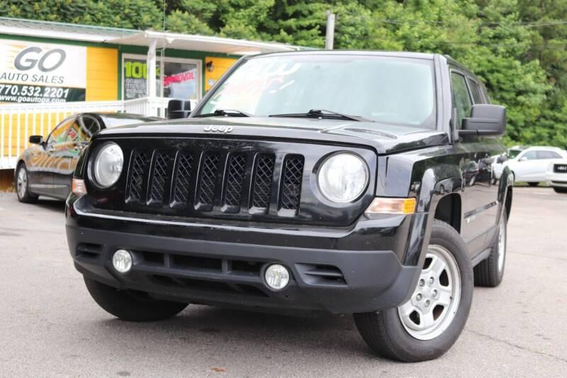 2014 Jeep Patriot for sale at Go Auto Sales in Gainesville GA