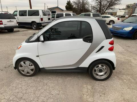 2013 Smart fortwo for sale at WF AUTOMALL in Wichita Falls TX
