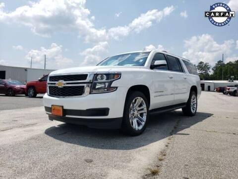 2020 Chevrolet Suburban for sale at Hardy Auto Resales in Dallas GA