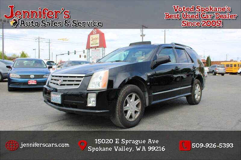 2005 Cadillac SRX for sale at Jennifer's Auto Sales in Spokane Valley WA