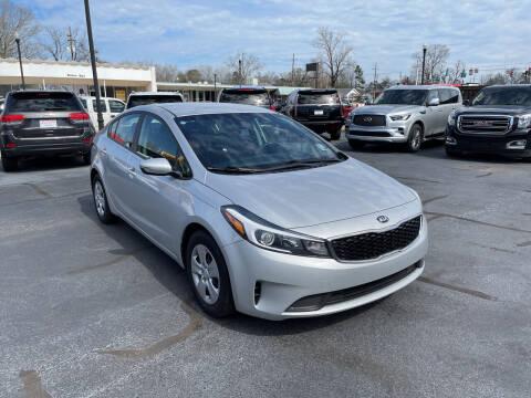 2017 Kia Forte for sale at Auto Group South - Idom Auto Sales in Monroe LA