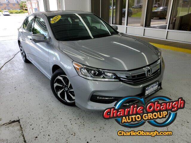 2017 Honda Accord for sale in Staunton, VA