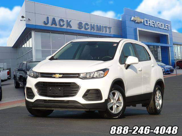 2019 Chevrolet Trax for sale at Jack Schmitt Chevrolet Wood River in Wood River IL