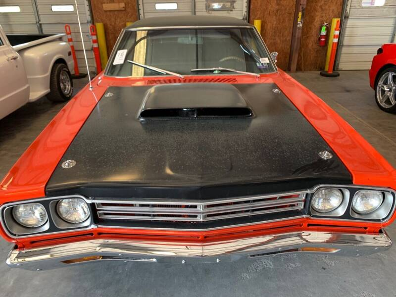1969 Plymouth Satellite for sale at Classic Connections in Greenville NC