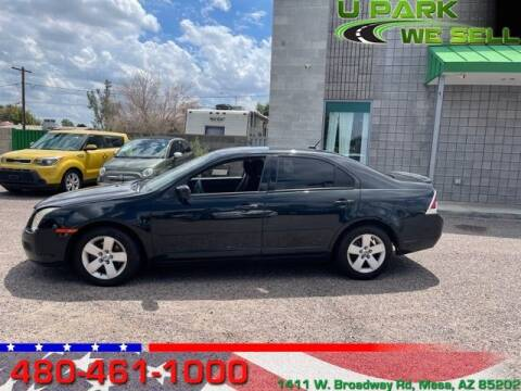 2009 Ford Fusion for sale at UPARK WE SELL AZ in Mesa AZ