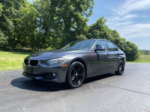 2013 BMW 3 Series for sale at Moundbuilders Motor Group in Heath OH