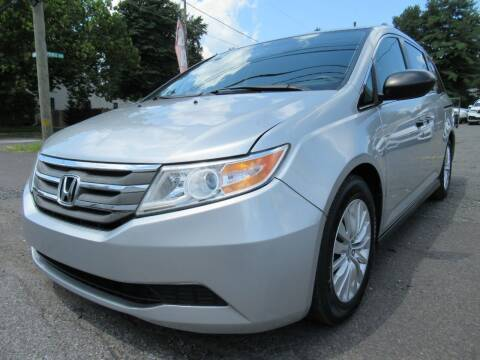 2014 Honda Odyssey for sale at PRESTIGE IMPORT AUTO SALES in Morrisville PA