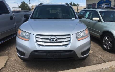 2011 Hyundai Santa Fe for sale at First Class Motors in Greeley CO