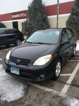 2005 Toyota Matrix for sale at Specialty Auto Wholesalers Inc in Eden Prairie MN