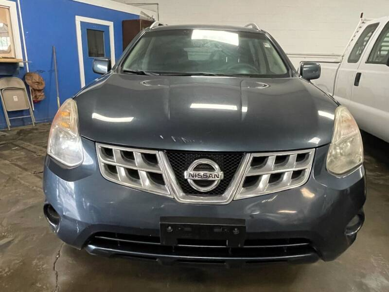 2013 Nissan Rogue for sale at Ricky Auto Sales in Houston TX