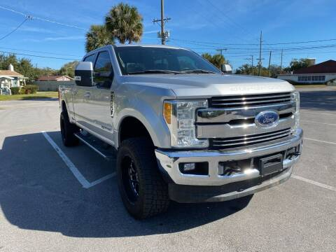 2017 Ford F-250 Super Duty for sale at Consumer Auto Credit in Tampa FL