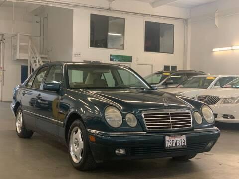1999 Mercedes-Benz E-Class for sale at AutoAffari LLC in Sacramento CA