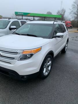 2015 Ford Explorer for sale at BRYANT AUTO SALES in Bryant AR