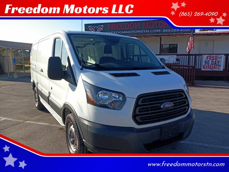 2017 Ford Transit Cargo for sale at Freedom Motors LLC in Knoxville TN