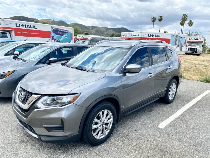 2017 Nissan Rogue for sale at Destination Motors in Temecula CA