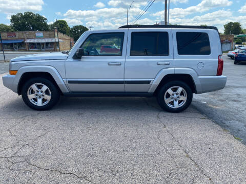 2007 Jeep Commander for sale at Autoville in Kannapolis NC