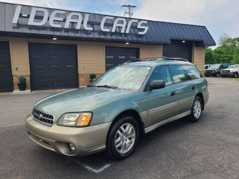 2004 Subaru Outback for sale at I-Deal Cars in Harrisburg PA