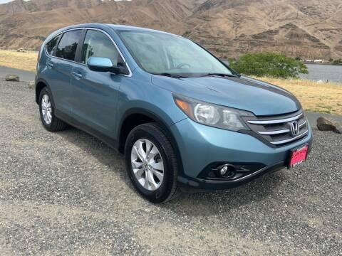 2013 Honda CR-V for sale at Clarkston Auto Sales in Clarkston WA