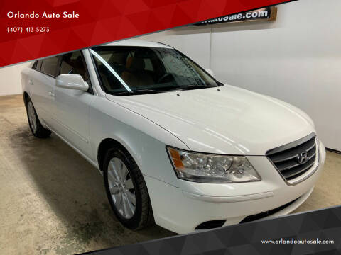 2010 Hyundai Sonata for sale at Orlando Auto Sale in Orlando FL