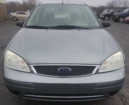 2005 Ford Focus for sale at 2 Way Auto Sales in Spokane Valley WA