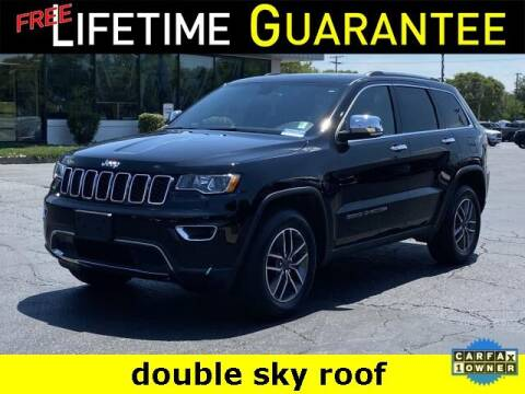 2020 Jeep Grand Cherokee for sale at Vicksburg Chrysler Dodge Jeep Ram in Vicksburg MI