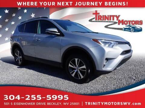 2018 Toyota RAV4 for sale at Trinity Motors in Beckley WV